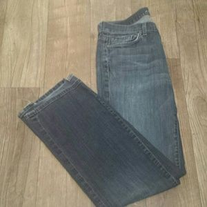 7 For All Mankind size 32 boot cut jeans